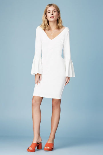 FINDERS KEEPERS SIGNS LONG SLEEVE DRESS