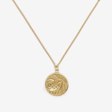 Tom Hope - Jewelry - Amet Coin Necklace Gold