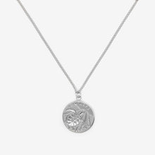 Tom Hope - Jewelry - Amet Coin Necklace Silver