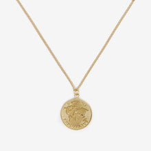 Tom Hope - Jewelry - Explorator Coin Necklace Gold