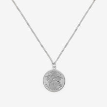 Tom Hope - Jewelry - Explorator Coin Necklace Silver