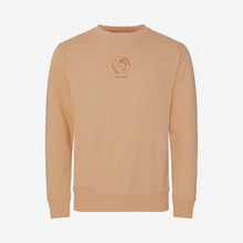 Tom Hope Apparel Sweatshirt Globe Peach