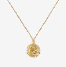 Tom Hope - Jewelry - Stella Polaris Coin Necklace Gold