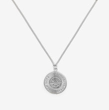 Tom Hope - Jewelry - Stella Polaris Coin Necklace Silver
