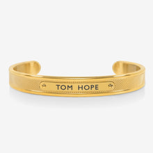 Tom Hope Bracelet Continental 24K