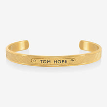 Tom Hope Bracelet Continental Petite 24K
