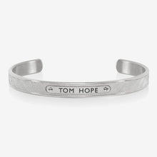 Tom Hope Bracelet Continental Petite Silver