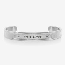 Tom Hope Bracelet Continental Silver