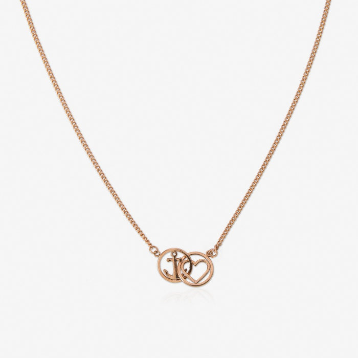 Tome Hope L&H NECKLACE ROSE GOLD