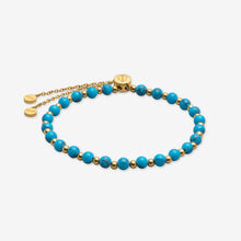 Tom Hope Bracelet Malibu Pacific Blue