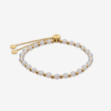 Tom Hope Bracelet Malibu Pearl White