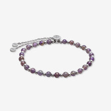 Tom Hope Bracelet Malibu Purple Sea