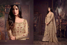 Awesome Look Fancy Designer Thread +zari Work Suit