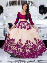 Multicolor Designer Embrodered Banglory Silk Lehenga Choli With Dupatta