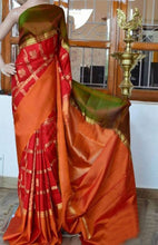 Multicolor Hot Selling Latest Bangalori Zarna Silk Digital Print Saree 113