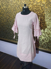 New Collection Pink Colour Cotton Kurti
