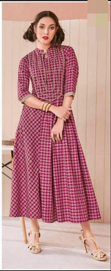 New Malti Color Western Style Collection Letest Kurti X Lady Designer