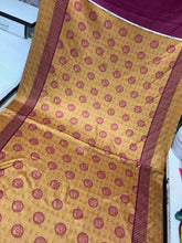 Multi-colour New Trendy Latest Fashion Soft And Smooth Golden Zari Celebrity Saree.