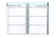 2020 weekly/monthly planner 5x8 in a floral design, rue du flore