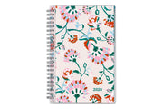 breat cancer awarenes, 2020 planner, blue sky, 5x8
