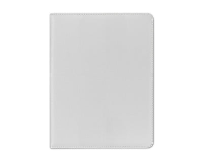 Filigree Gray 8.5 x 11 Padfolio