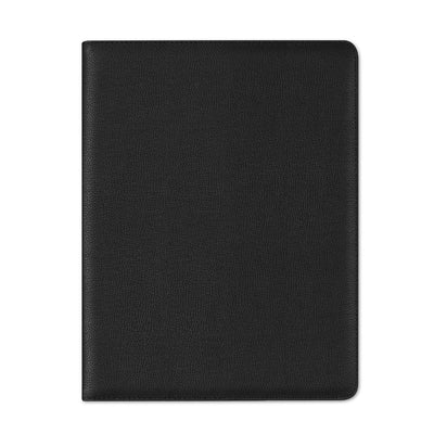 Carrara Black 8.5 x 11 Padfolio