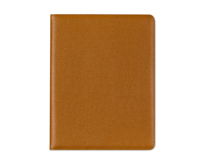 Carrara Brown 8.5 x 11 Padfolio