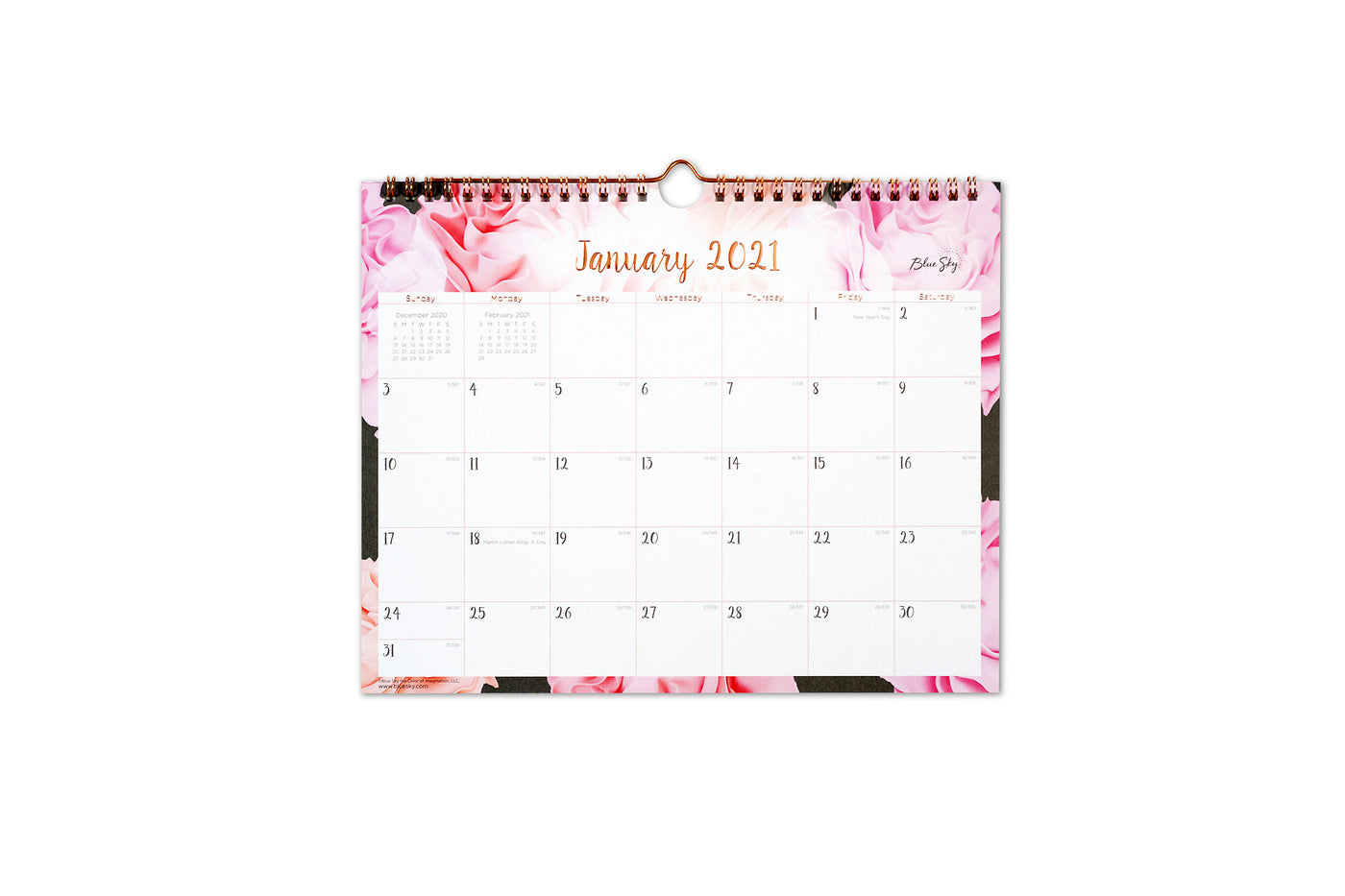 2021 Joselyn 11 x 8.75 Wall Calendar