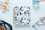 "2019-2020 Kelly Ventura for Blue Sky ""Hillside"" 7 x 9 Daily Hardcover Planner"