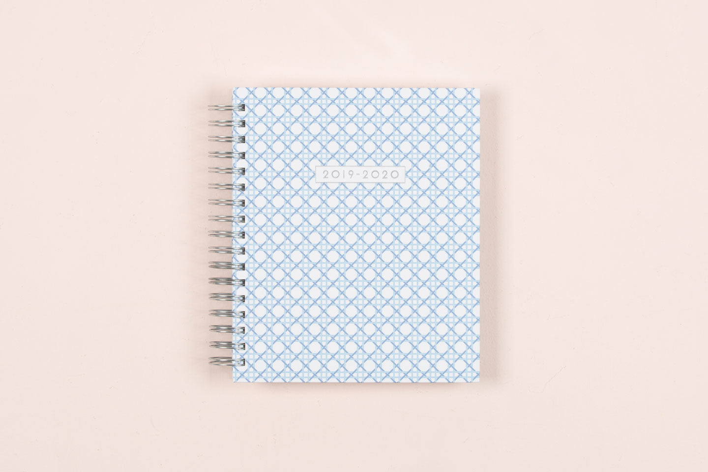photo regarding Hardcover Daily Planner known as 2019-2020 Dabney Lee for Blue Sky \