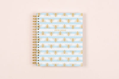 "2019-2020 Dabney Lee for Blue Sky ""Buzzed"" 8 x 10 Daily Hardcover Planner"