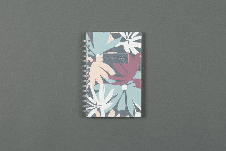 "2019-2020 Noteworthy™ ""Britt"" 5 x 8 Weekly Planner Notebook"