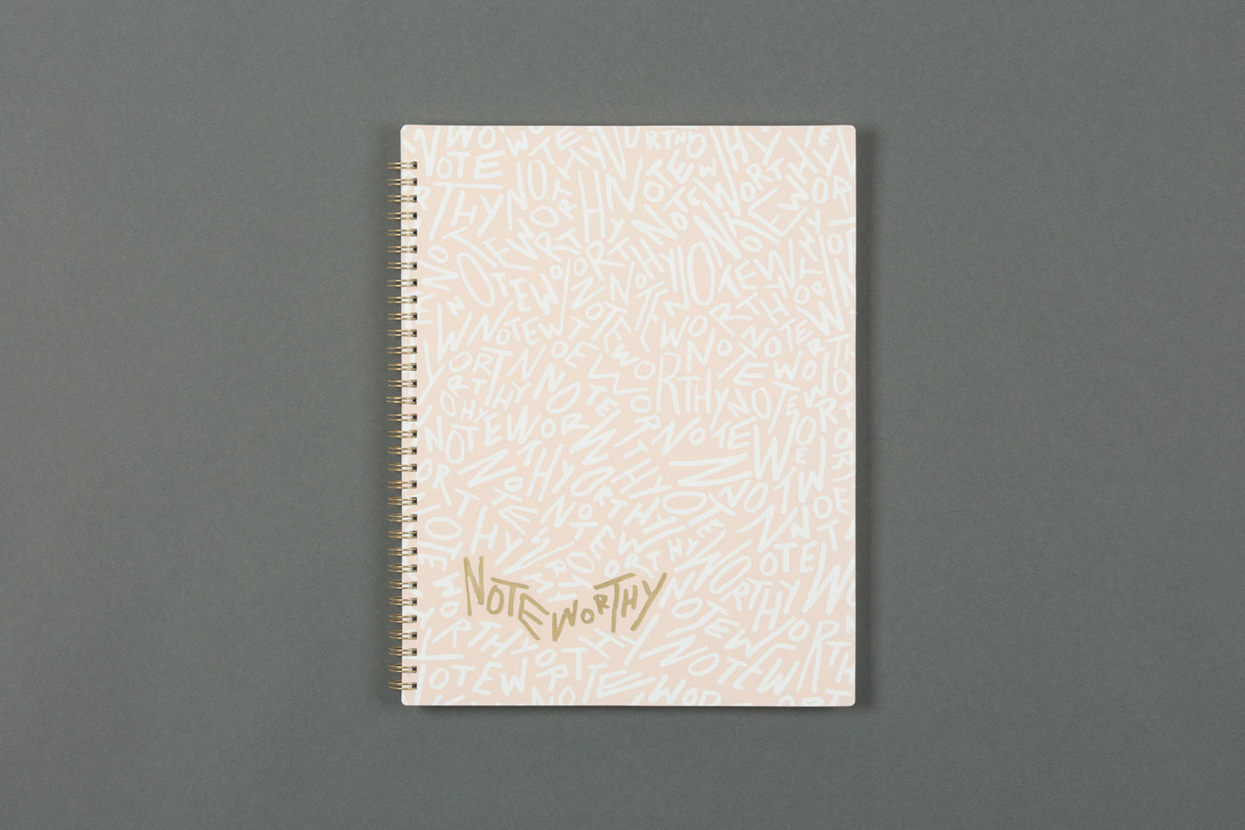 "2019-2020 Noteworthy™ ""Graffiti"" 8.5 x 11 Weekly Planner Notebook"