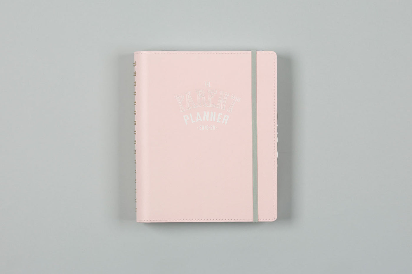 The Parent Planner 2019-2020 Daily 6 x 9 Semi-Concealed