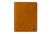 ASMBLD 2020 leather planner, brown