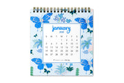 "2020 Desk Calendar by Dabney Lee ""Butterfly Garden"""