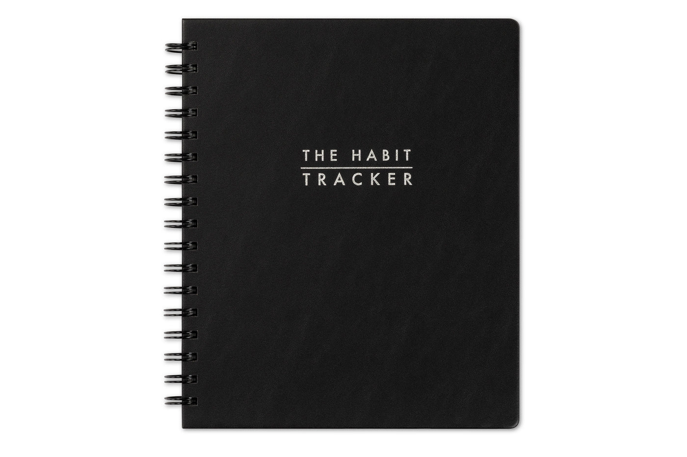 sample The Habit Tracker Non-Dated 7 x 9 Weekly Monthly