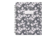 2020 noteworthy planner in floral design 7x9