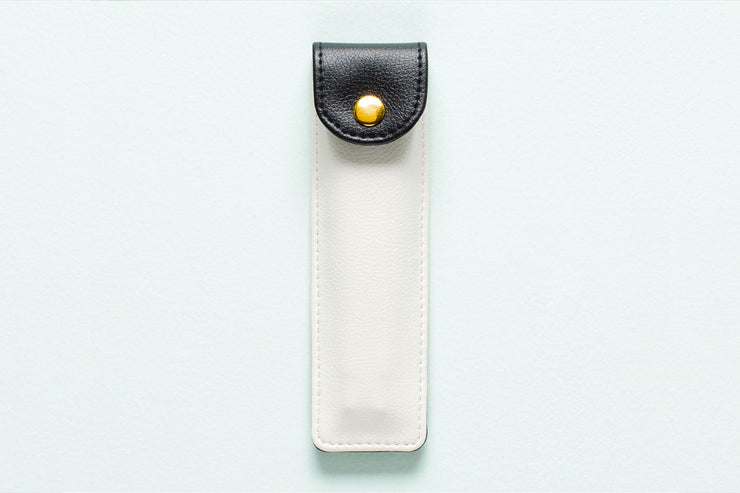 Blue Sky Pen Pouch and Magnetic Snap