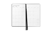 cupcakes and cashmere Planner, 2020 monthly view, 5x8, black