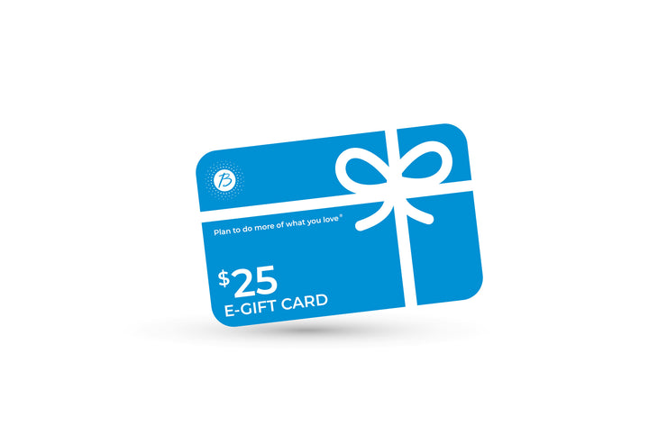Blue Sky Digital Gift Card - Holiday