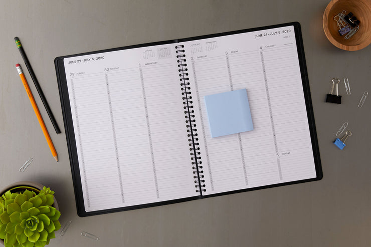 2020-2021 Aligned™ 8.25x11 Appointment Book Planner