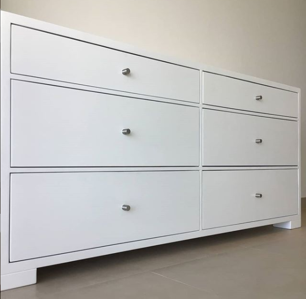 Cajonera Blanca / White Chest Drawers