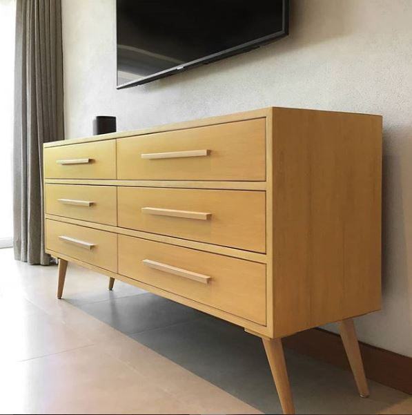 Cajonera Amarilla / Yellow Chest Drawers