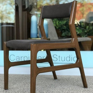 Silla nogal de comedor- Dinning chair