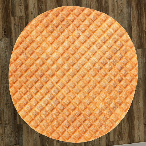 The Waffle Cone Blanket