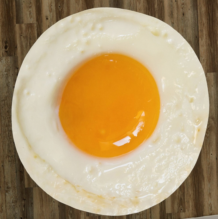 The Poached Egg Blanket