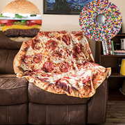 The Cheeseburger Blanket