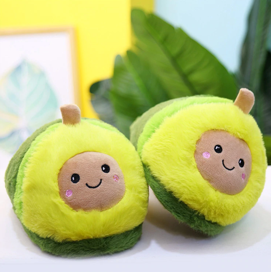Avocado Slippers