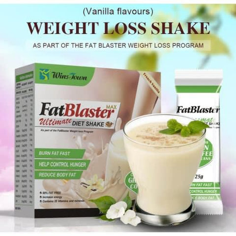 Image of Weight Loss Diet Shake | Meal Replacement Shake For Weight Loss